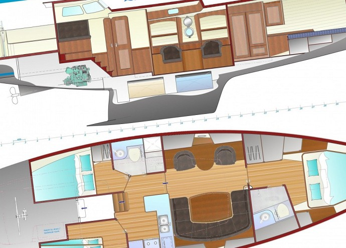 Interior Lay-out